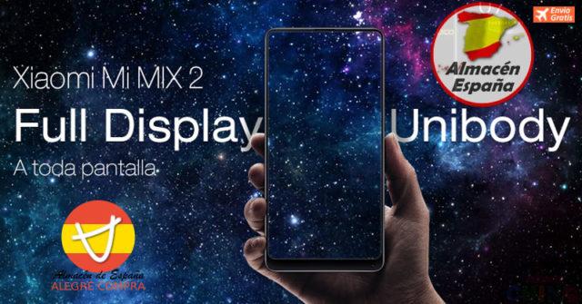 Xiaomi Mi Mix 2 Comprar España Alegrecompra