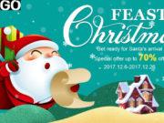 Cafago Grandes Promociones Navidad 2017