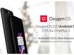 OnePlus 5 comienza a recibir Android 8.0 Oreo OxygenOS 5.0