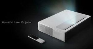 Xiaomi Mi Ultra proyector láser en oferta Gearbest