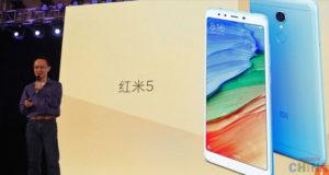 La china Xiaomi lanza dos teléfonos de bajo precio