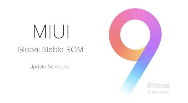 Xiaomi anuncia que 40 de sus dispositivos se actualizarán a MIUI 9