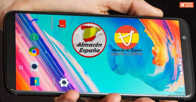 OnePlus 5T Comprar España Alegrecompra y entrega gratis en 48 horas!