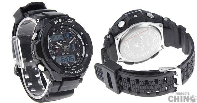 Mejor Reloj Deportivo Sumergible Comprar Barato