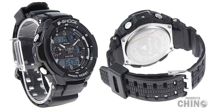 2d3bd53600a4 Mejor Reloj Deportivo Sumergible Comprar Barato