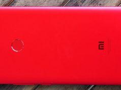 El Xiaomi Mi A1 se ve absolutamente impresionante en rojo