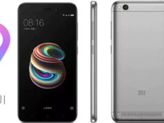 Xiaomi Redmi 5A MIUI 9 Global Estable lanzado ya!