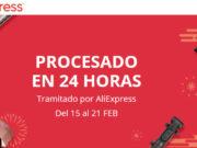 Las tendencias de la semana Aliexpress Febrero 2018
