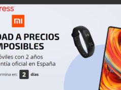Aliexpress Cupones Descuento Móviles Xiaomi Plaza España
