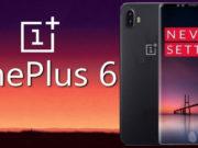 OnePlus 6 algunas noticias importantes reveladas