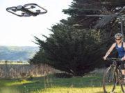 Este dron puede seguirte y grabar desde el cielo