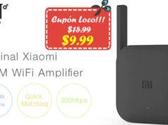 Solo $9.99 para Xiaomi Amplificador WiFi Gearbest Latinoamérica