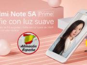 Xiaomi Redmi Note 5A Prime Comprar España Alegrecompra