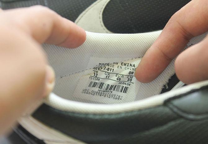 nike zapatos falsos