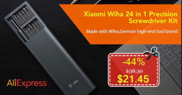 ecd4ce2e324 Solo  21.45 para Kit de herramientas Xiaomi por el Cyber Monday en  Aliexpress