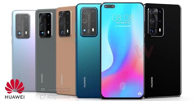 Huawei P40 Pro  Rumores De Especificaciones  C U00e1maras