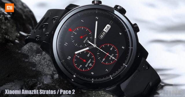 Smartwatch Xiaomi Amazfit Stratos 191 El Mejor Reloj Para Los Deportes